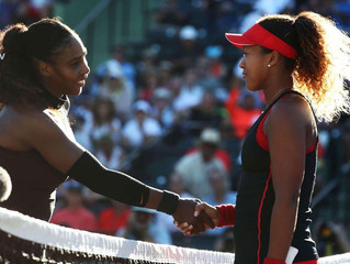 TENNIS - FINALE US OPEN 2018 - L'Afo-Americaine Serena Williams face à L'Afro-Japonaise Naom