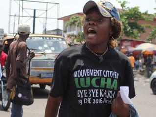 RD-CONGO : Dix jours après la disparition de la militante Gloria Sengha, son père ne sait par où com