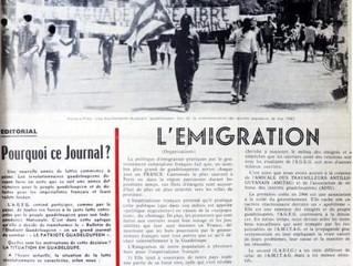 PETITE HISTOIRE DE L'AGEG