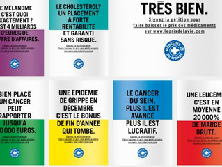 SANTÉ : Une campagne choc de Médecins du monde censurée pour protéger les labos