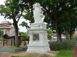 MARTINIQUE - COMMEMORATIONS Plusieurs sites et statues vandalisés à Schoelcher et à Fort-de-France