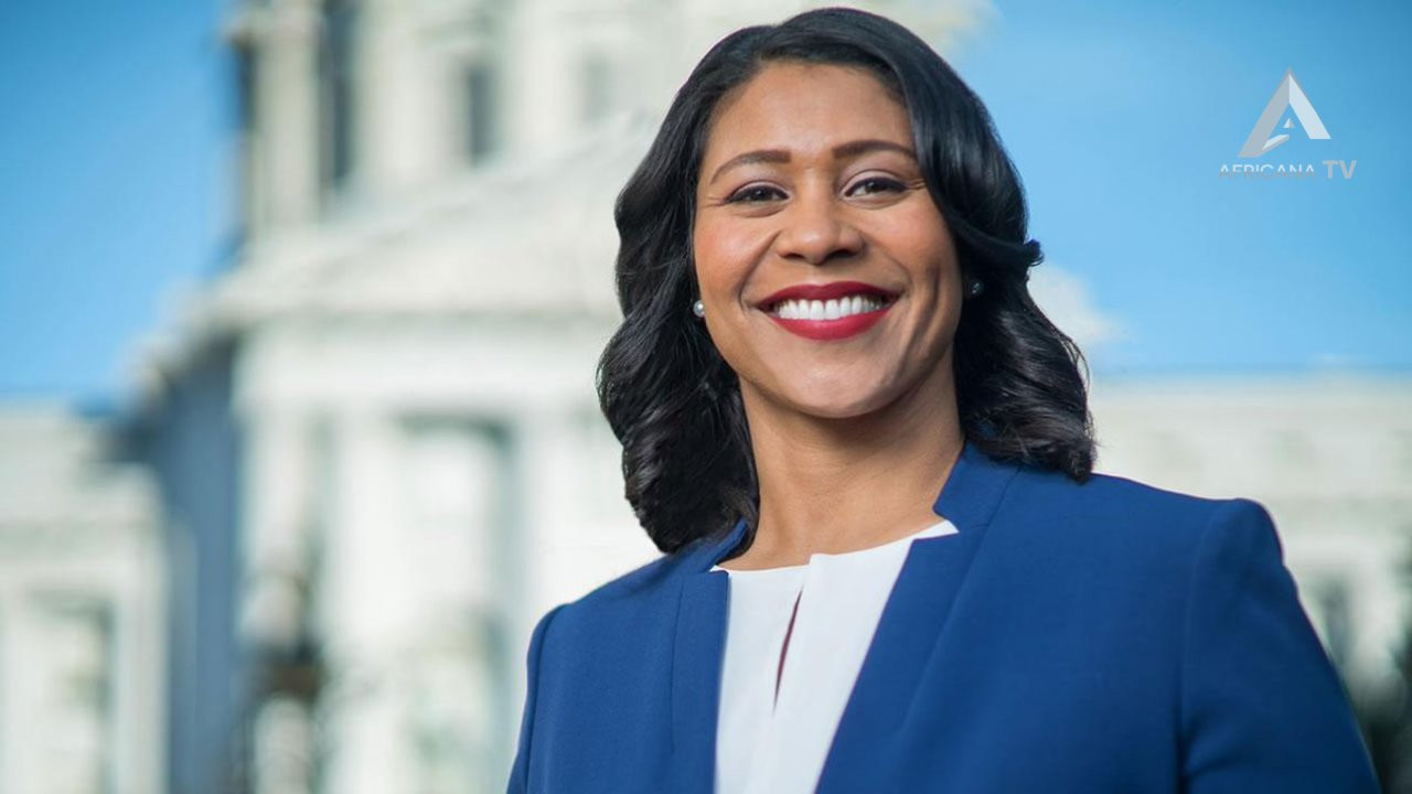 USA - SOCIÉTÉ - San Francisco élit pour la première fois une femme noire comme maire