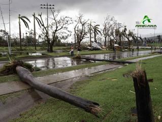 CARAIBE - MARTINIQUE : Tempête Matthew : déjà 20 000 personnes sans électricité