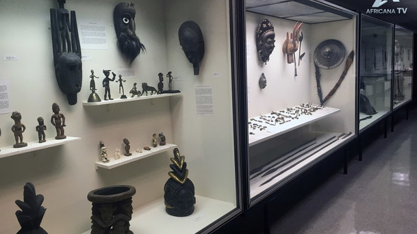 LES RESTITUTIONS D'ŒUVRES D'ART AFRICAIN INQUIÈTENT LE MARCHE DE L'ART
