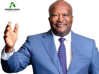 BURKINA : Roch Marc Christian Kaboré, 58 ans, a été élu président du Burkina Faso, selon les résulta