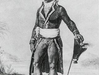 COMMEMORATION - 7 AVRIL 1803: Décès de Toussaint Louverture (1743 - 1803)