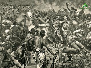 1ER MARS 1896 - BATAILLE D'AWA : DEFAITE DU COLONIALISME OCCIDENTAL