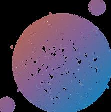 Planet, Teil des Universums von ThetaHealing