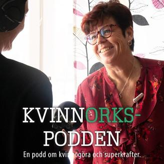 KvinnORKS-podden Foto: Sofia Lindblom