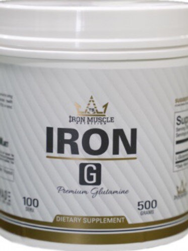 Iron Glutamine
