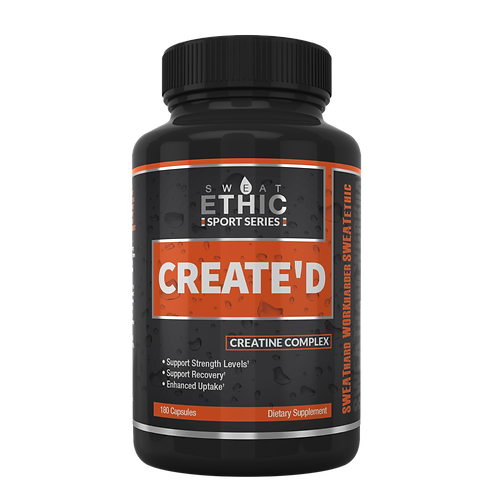 Create'D