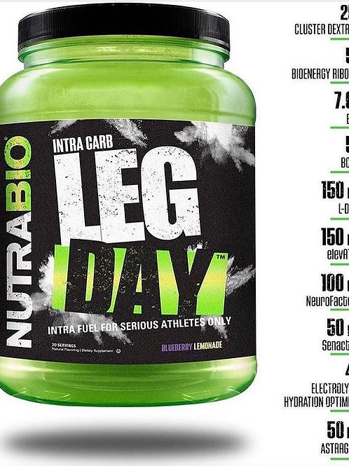 Leg Day Intra workout