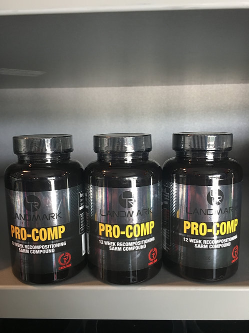 Pro-Comp by Landmark Research 3 Pack