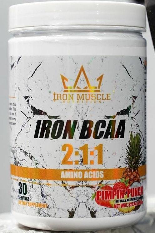 Iron BCAA