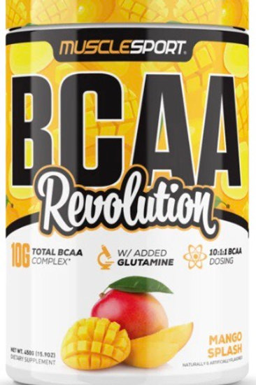 Muscle Sport BCAA Intra-Workout Complex