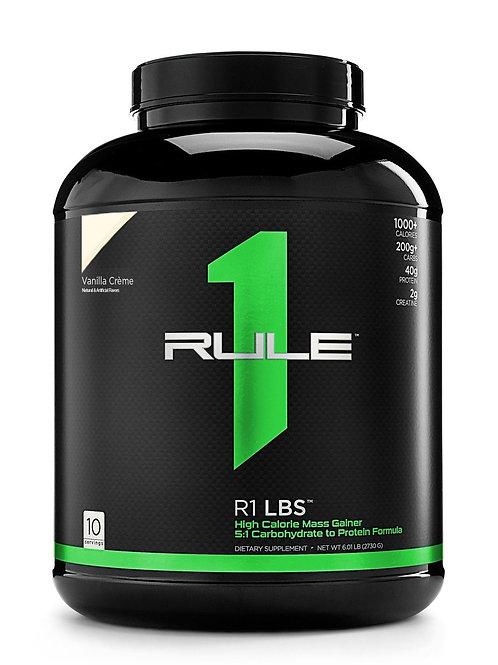 Rule 1 R1 6LBS