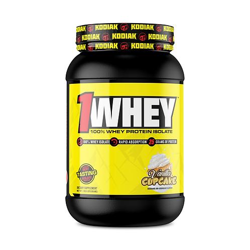 1Whey Protein Isolate Kodiak Nutrition