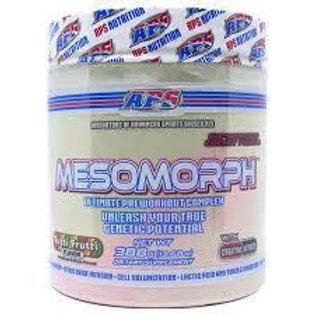 MESOMORPH Pre Workout