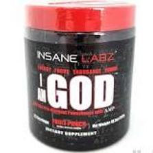 I AM GOD Pre Workout