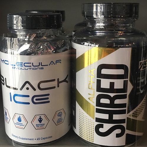 Black Ice + Alphashred