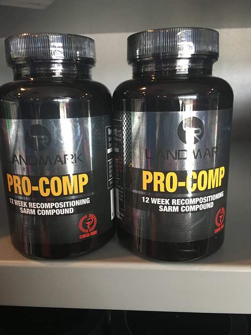 Pro-Comp by Landmark Research 2 Pack