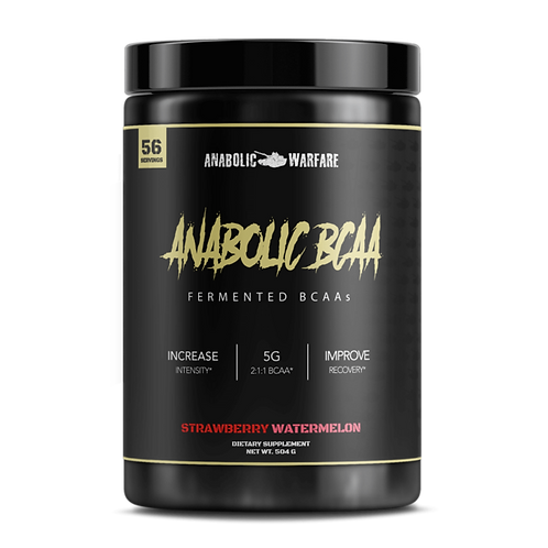 Anabolic BCAA