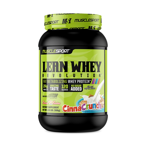 Lean Whey Revolution 2Lbs