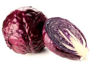 Cabbage - Red W