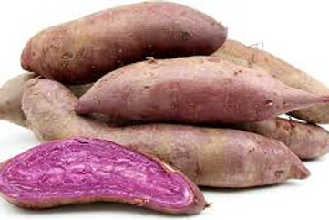Sweet Potato - Purple W