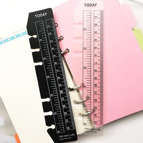 Ruler Bookmark Insert