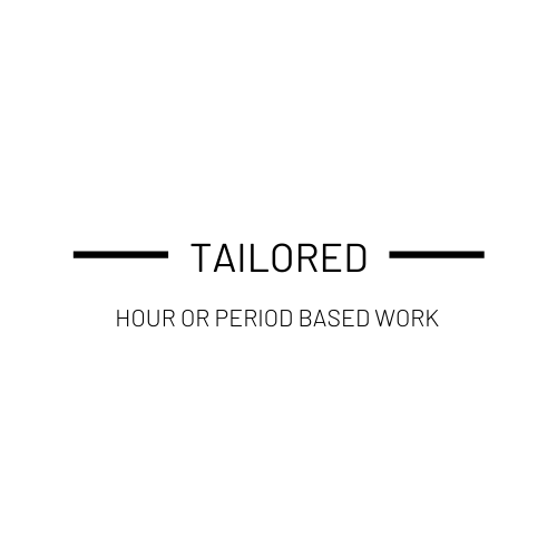 The tailored solution