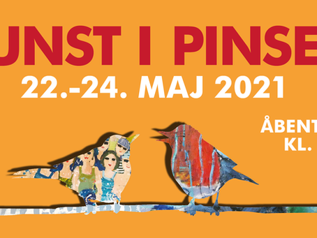 Kunst i Pinsen 2021 - Preben Christensen