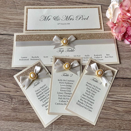 Holly Style DIY Table Plan pieces