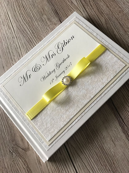 Alexandria Style Guestbook