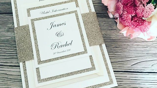 Rachel Invitation Bundle