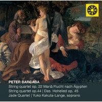 Das Jade-Quartett spielt Peter Barcaba