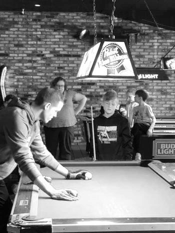 Sioux Falls Junior Pool League Clinic