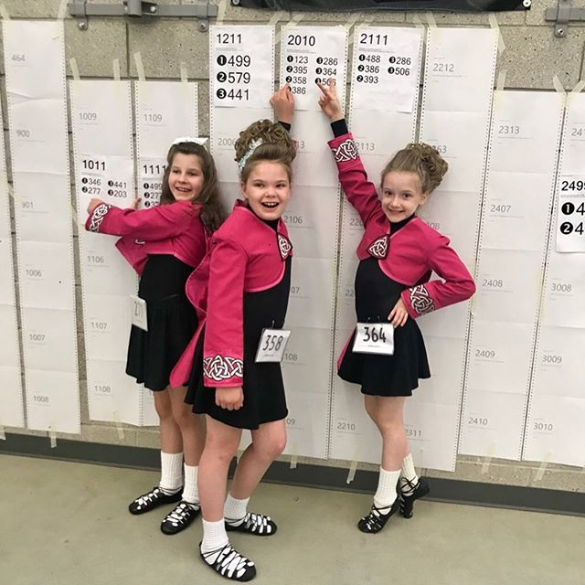 We had so much fun at the Rochester Feis