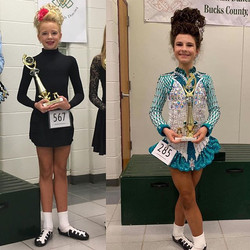 Ava 5th in prelim u11 and Ireland 5th u1
