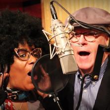 Pippi and Daniel singing.JPG