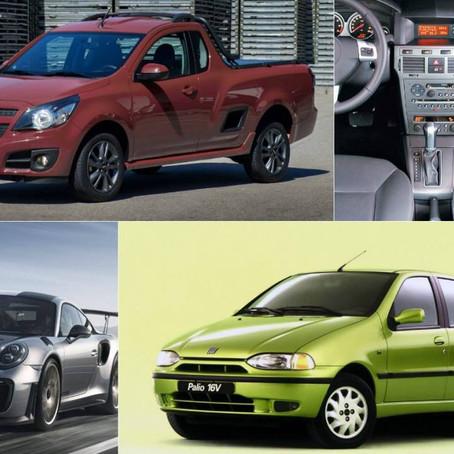 Cinco verdades bizarras sobre carros que parecem mentira de 1º de abril