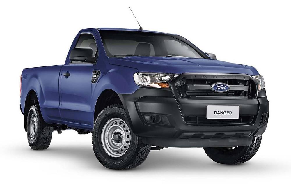 Caminhonete Ford Ranger flex