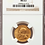 Thumbnail: S. Africa: 1900 ZAR Gold Pond NGC Certified MS63