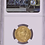 Thumbnail: S. Africa: 1895 ZAR Gold Pond NGC Certified AU55