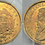 Thumbnail: S. Africa: 1895 ZAR Gold 1/2 Pond NGC Certified AU55