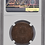 Thumbnail: S. Africa: 1889 GOGH Pattern One Penny Short Horn NGC Certified MS63BN