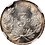 Thumbnail: S. Africa: 1897 ZAR 3D (Threepence) NGC Certified MS63