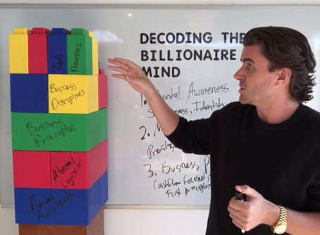 5 Key Take-Aways How Billionaires Think: Decoding The Billionaire Mind