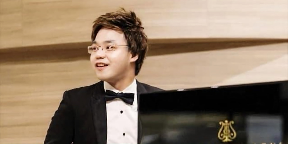 A Concert Pianist from Thailand