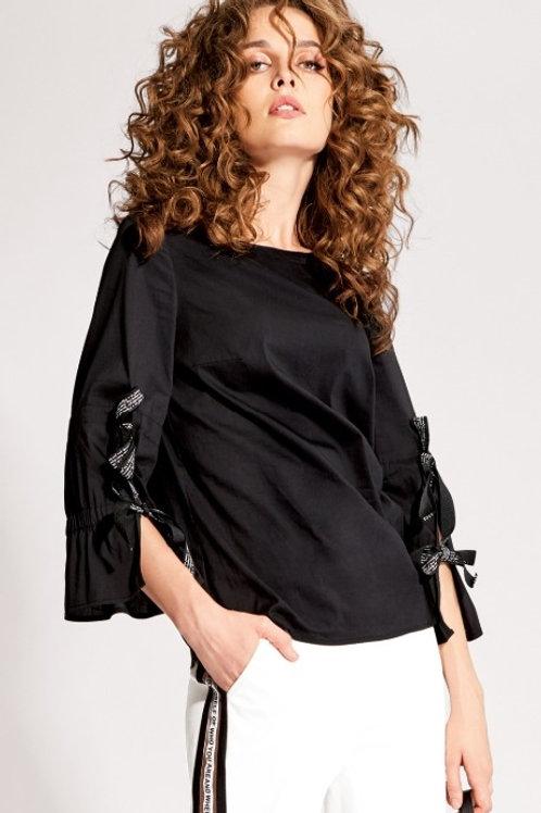 Блузка черная 6.932